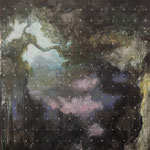 E.D.E.N , 2021 , 160 x 200 , oil on canvas