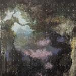 E.D.E.N , 2021 , 160 x 200 cm , oil on canvas