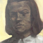 'Sophie S.' , 2016 ,  oil on canvas , 40x50 cm , private collection