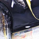 porsche996 板金塗装