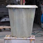 植木鉢修理