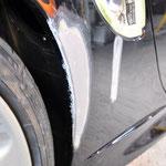 ポルシェ 996 板金塗装