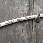 Mittelalter Eisenringe und Anhänger