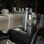 Blattfederpaket für 60KG Bärgewicht