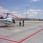 Hubschrauber, Hubschrauberrundflug, Teneriffa-Süd