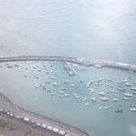 Puerto Colon, Hubschrauberrundflug, Teneriffa-Süd