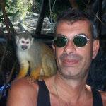 Affengehege, Jungle Park, Arona, Teneriffa