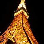 大晦日の東京タワー