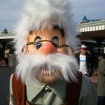 ピノキオのおじいちゃん