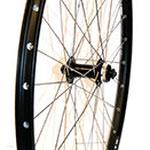 roue av 27.5 TAURUS moyeu shimano rm66 axe 9  47€95