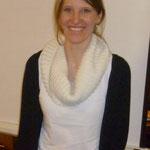 Isabelle Glanzmann, Biologin, erzählte den Anwesenden viel Wissenswertes über unsere Waldameisen.