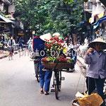 35:花売り @ベトナム