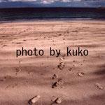 85:足跡ビーチ @アイルランド・アラン島