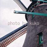 87:風車 @オランダ・ザーンセスカンス