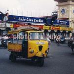 30:黄色タクシー @ベトナム