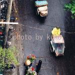 36:花売り屋上から @ベトナム
