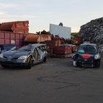 Strassenrettung für neue AdF eines Stützpunktes