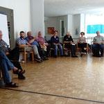 Teilnehmende beim Regionaltreffen