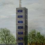 Feuerwehrturm,   Angelika Niehaus / © Hansfried Münchberg