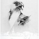 TurmFalken 1983 © Peter K. Endres - SOLD