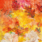 HerbstFeuer oo1 - 2003 © Peter K. Endres - SOLD