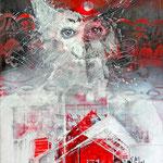 Winterbaron Mobbing - 60x80 cm - 2012 © Peter K. Endres