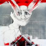 BurnOUT/Mobbing oo3 - 50x60 cm - 2012 © Peter K. Endres