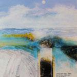 BALTIC SEA SPIRITs oo1 - 80x80x4 cm Canvas - at work (in Arbeit)