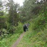 Goethewanderweg bei Großkochberg 31.05.2014 (Foto: Hanne Uedelhoven)