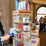Fix Schreibwaren zum Loslegen. Foto von Petra Ihm-Fahle - Ernst-Ludwig-Buchmesse 2018