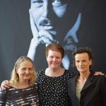 Foto von Lutz und Sonja Böckmann - Ernst-Ludwig-Buchmesse 2017