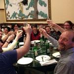 Cena di Fine Anno Scolastico 2013 - Gruppo Taiji