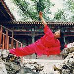 Maestra Xu Guanguan - spaccata