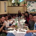 Cena di Fine Anno Scolastico 2013 - Gruppo Wushu