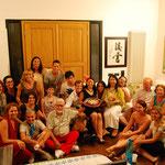 Festa di Compleanno a Sorpresa per la nostra Maestra Xu Guan Guan - 2012