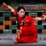 Pluri-campionessa Mondiale Xu Huihui (Jade Xu)