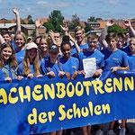 "KSB LUP; Schüler- Drachenbootrennen, 27.06.2019, Team ""Die Sträbers"""
