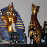 Ägyptische Figuren