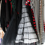 Röcke, Kleider, Rockabilly und Gothicmode