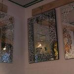 Spiegel, Bilder, Wanddeko