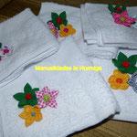 toallas decoradas