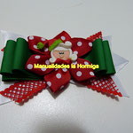moños navidad
