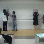 Fukuwarai(福笑い) Game Activity