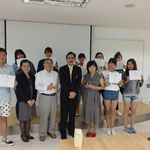 Asian Child Science Training Program for Higashiosaka College, Nov 10, 2014