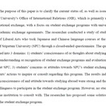 Current Status and Issues of the Office of International Relations at Sripatum University in Thailand