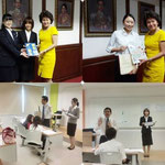 Japanese Teaching Assistant from Yasuda Women's University and Gakushuin University