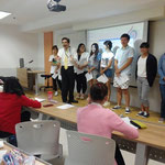 Higashiosaka College Students at Sripatum University in Thailand