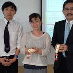 2012年度春季コース学生 & SPU-Japanese