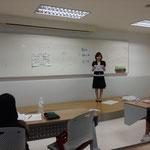 Ms. Sayako ARAMAKI (Jan 13 - 26, 2015)