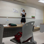 Ms. Sayako ARAMAKI (Japanese Cultural Activity)